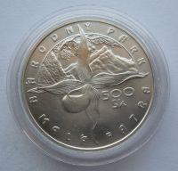 Slovensko 500 Koruna 2001 Malá Fatra