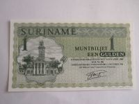 1 Gulden, Surinam, 1960
