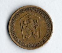 1 Kčs(1965), stav 1-/2+