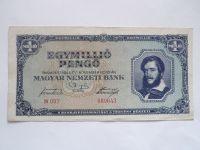 1 mil. Pengö, Maďarsko, 1945
