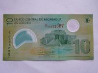 10 Cordobas, Nikaragua, 2007