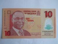 10 Naira, Nigérie, 2009