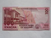 100 Kwacha, Malawi, 2014