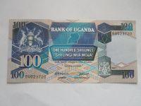 100 Schillings, Uganda, 1987