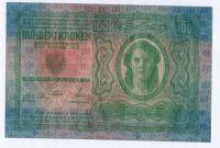 100K/1912/, stav UNC