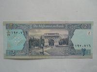 2 Afghanis, Afgánistán, brána