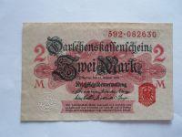 2 Marka,, Německo, 1914