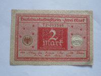2 Marka, Německo,, 1920