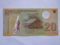 20 Cordobas, Nikaragua, 2007