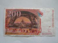 200 Franků, Francie, 1996, G.Eiffel