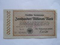 200 mil.Marek, Německo, 1924