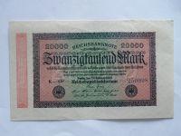 20000 Marek, Německo, 1923