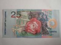 25 Gulden, Surinam, 2000