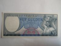 5 Gulden, Surinam, 1963