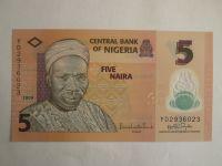 5 Naira, Nigérie, 2009