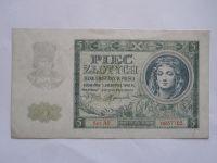 5 Zlotých, Polsko, 1941