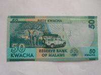 50 Kwacha, Malawi, 2015