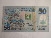 50 Naira,, Nigérie, 2010