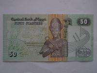 50 Piastr, Egypt, faraon