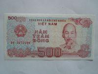 500 Dong, Vietnam Hoči-Min, přístav