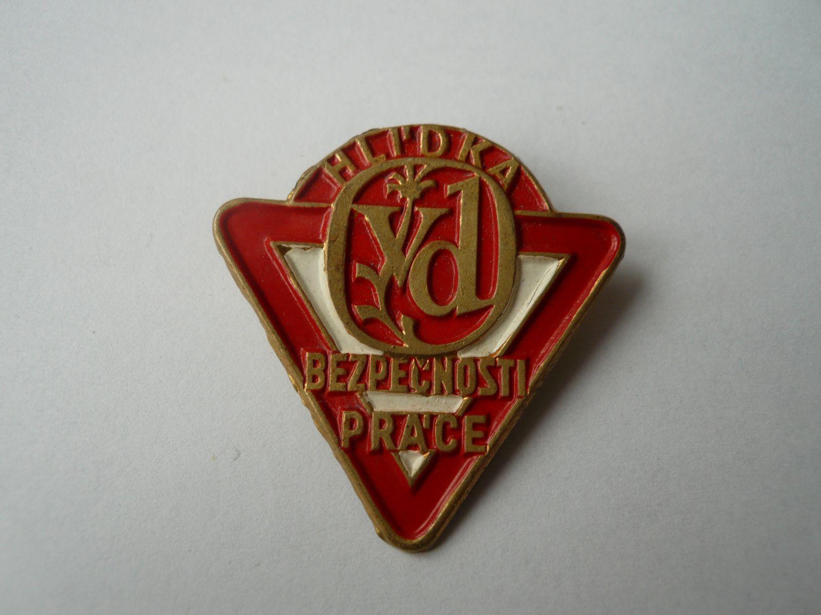 Hlídka bezpečnosti práce výrobních družstev, ČSSR