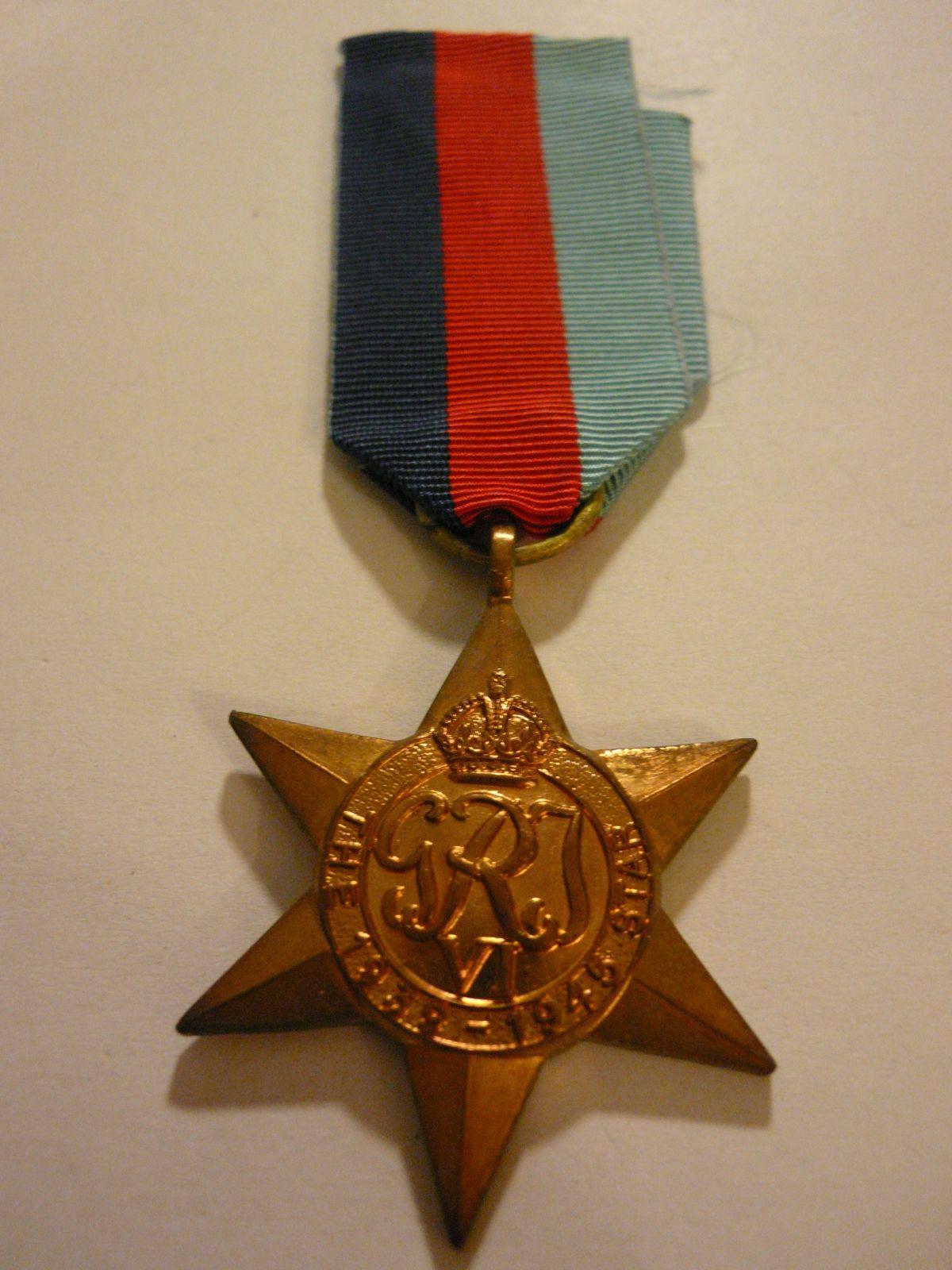 Hvězda STAR - všeobecná, V.Británie