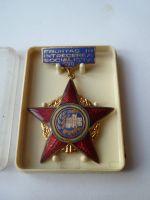 Hvězda za budování socialismu, Rumunsko, 1970 +  etue