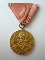 medaile na 1.sv.válku, 1915-18, Bulharsko