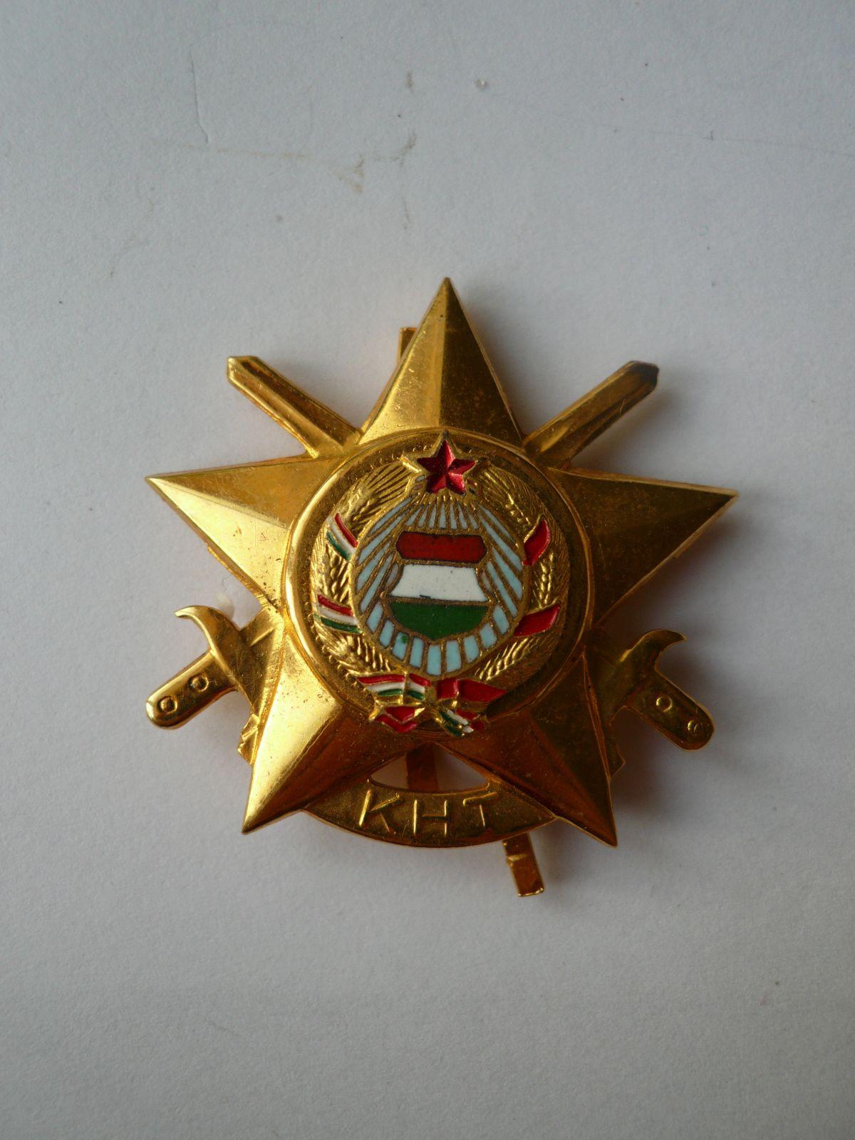 Záslužná hvězda, Maďarsko