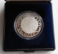 200 Kč(2002-Euro), stav PROOF, etue a certifikát