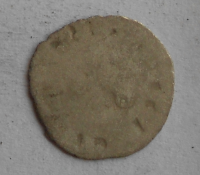 Čechy Bílý peníz 1597 Rudolf II.
