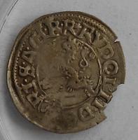 Čechy – K. Hora Malý Groš 1608 Rudolf II.