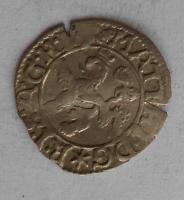 Čechy – K. Hora Malý Groš 1617 Matyáš II.