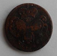 Čechy – Praha 1 Grešle 1760 Marie Terezie