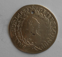 Čechy – Praha 10 Krejcar 1740-60 František Lotrinský, dirka