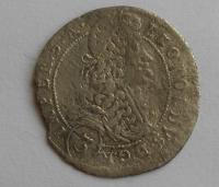 Čechy – Praha 3 Krejcar 1700 Leopold I.