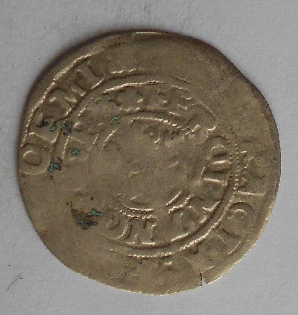 Čechy Pražský Groš 1538 Ferdinand I.