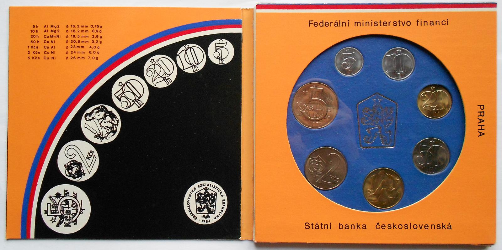 ČSR Sada 1989