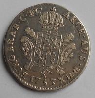 Rakousko 1/2 Dukaton 1753 Marie Terezie