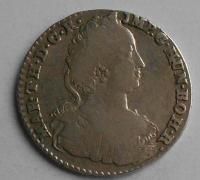 Rakousko 1/4 Dukaton 1752 Marie Terezie
