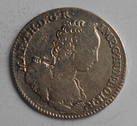 Rakousko 1/8 Dukaton 1751 Marie Terezie