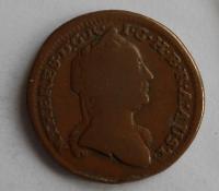 Rakousko 1 Krejcar 1760 H Marie Terezie