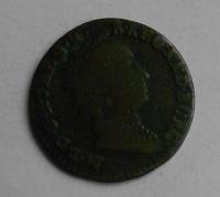 Rakousko 1 Liard 1752 Marie Terezie