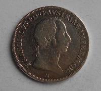 Rakousko 1 Lira 1822 M František II.