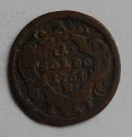 Rakousko 1 Soldo 1764 H Marie Terezie