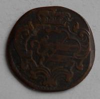 Rakousko 1 Soldo 1768 G Marie Terezie