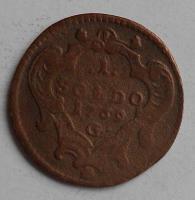 Rakousko 1 Soldo 1769 G Marie Terezie