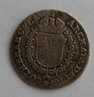 Rakousko 10 Liard 1789 Josef II.