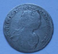 Rakousko 3 Krejcar 1764 Marie Terezie