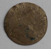 Rakousko 3 Krejcar 1765 Marie Terezie